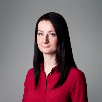 Iwona Mucha : asystetnka partnerów