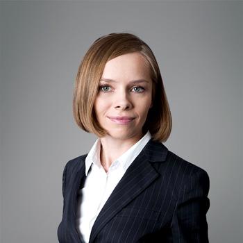 Patrycja Wysocka : senior associate