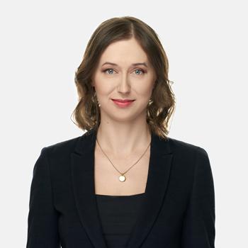 Alicja Leginowicz-Krzywda : PR & marketing manager