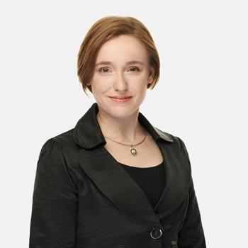 dr Anna Paluch : senior associate