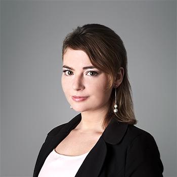 Maria Łuszpińska : senior associate