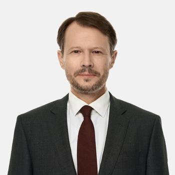 Dominik Gałkowski : co-managing partner