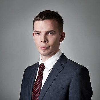 Łukasz Goryczka, LL.M. : associate