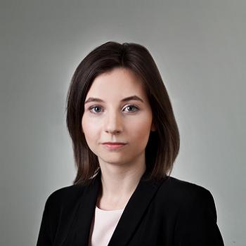 Agata Wojtczak : senior associate