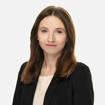 Agata Ziobroń : senior associate