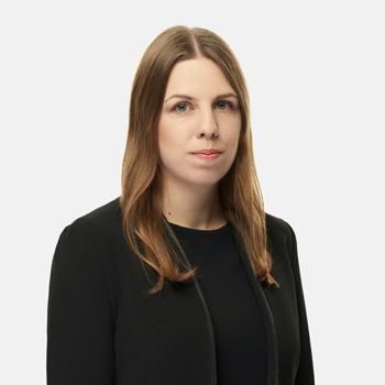 Magdalena Osmęda : senior associate
