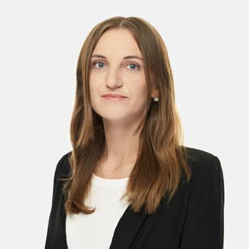 Gabriela Guńka : asystentka ds. administracyjnych