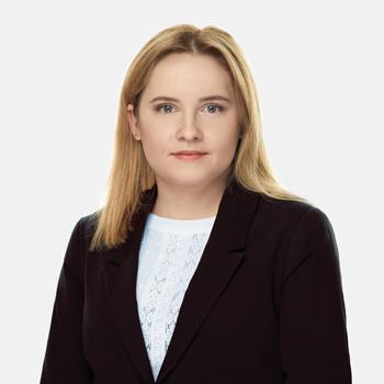 Katarzyna Miśkiewicz : asystentka ds. finansowych